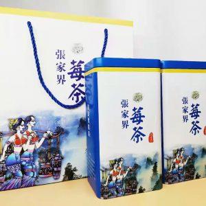 张家界莓茶商品图片